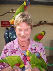 Nancy Stevens Ark Angels Pet Sitting in Raleigh NC